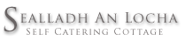 Sealladh An Locha Cottage Logo